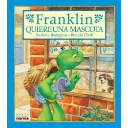 Franklin Quiere Una Mascota