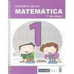 Matemática 1º Año Básico...