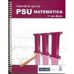 Matemática 3º Año Medio...