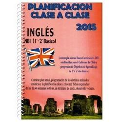 Planificación Inglés...