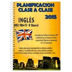 Planificación Inglés Quinto...