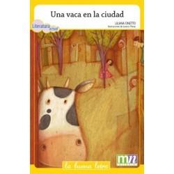 Una Vaca En La Ciudad