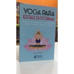 Yoga para estar en forma.