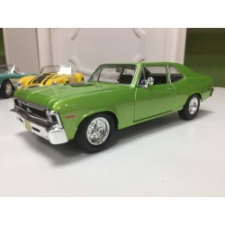 Chevrolet Nova SS (año 1970)